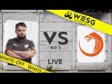 White-off vs TNC, WESG Group stage, bo2