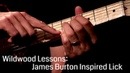 Wildwood Story Time / Inspired Lick • James Burton