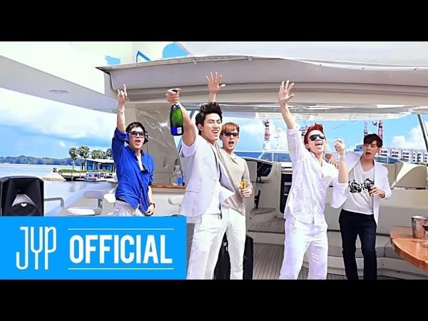 2PM HANDS UP(East4A mix) MV