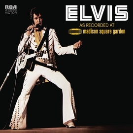 Elvis Presley альбом Elvis: As Recorded at Madison Square Garden