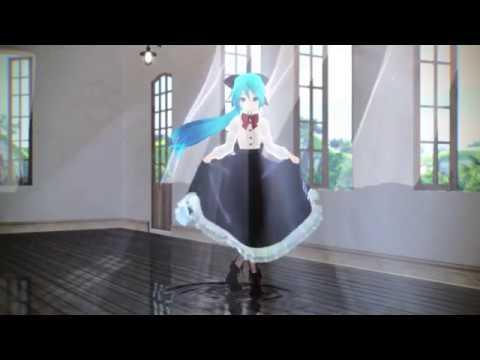 [MMD]ミュージックミュージック(ロンスカあぴミク) AnotherVer.