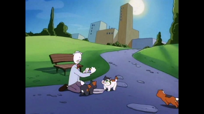 S1e17 Roll Over Beethoven The Cat and the Fiddle