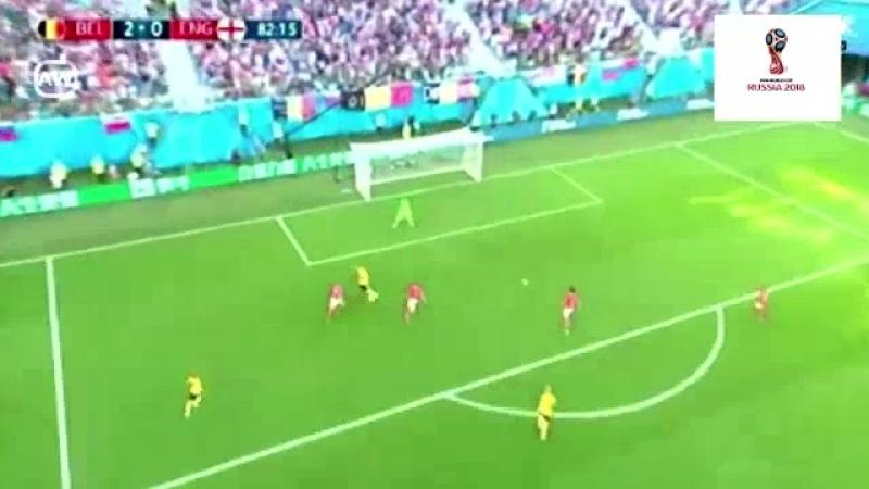 Bélgica 2 0 Inglaterra Bélgica Tercer Puesto Mundial Rusia 2018