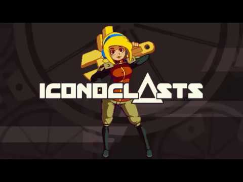 Iconoclasts trailer (Switch)