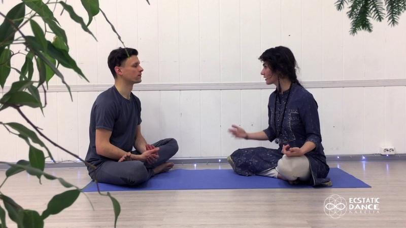 Лейла о Экстатик Дэнс Контактная импровизация butoh и Ошо медитации Ecstatic Dance Karelia