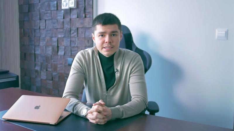 Видеоприглашение на Серьезный концентрат от Аяза Шабутдинова №5
