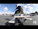 Brandon Westgate: 100 Table Ollies In The New Balance Numeric NM913