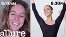 A Ballerina's Entire Routine, From Waking Up to Showtime | Work It | Allure