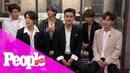 La banda de K-Pop Super Junior nos hablan de su junte con Leslie Grace | PeopleVIP