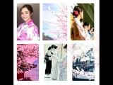 Japanese Culture ❤Цветочек Евгения Медведева 🌸