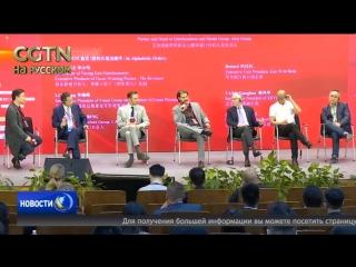 Международный кинофестиваль в Шанхае. Там прошел форум специалистов в области кинопроизводства и проката фильмов