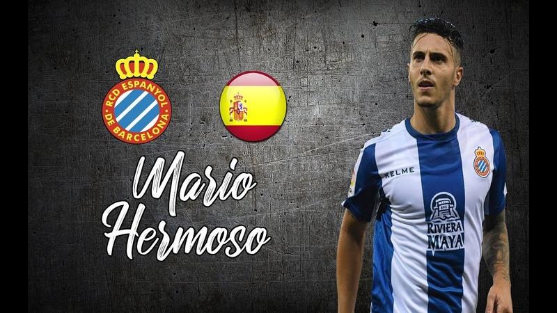 Mario Hermoso ● Skills , Defending Skills , Tackles ●│2018 - 2019│►HD