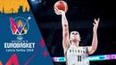 Emma Meesseman (Belgium) - Group Stage Highlights - FIBA Women's EuroBasket 2019