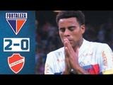 Fortaleza 2 x 0 Vila Nova - Gols &amp Melhores Momentos (Completo) - Brasileir