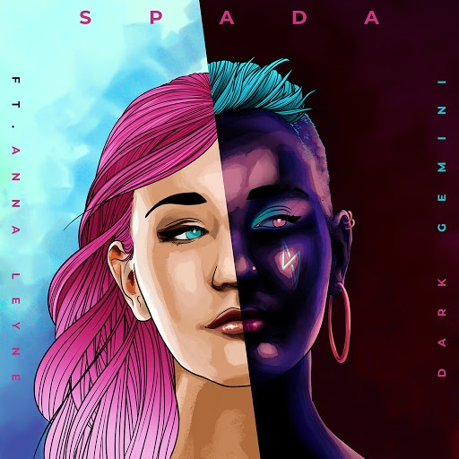 Spada альбом Dark Gemini (feat. Anna Leyne)