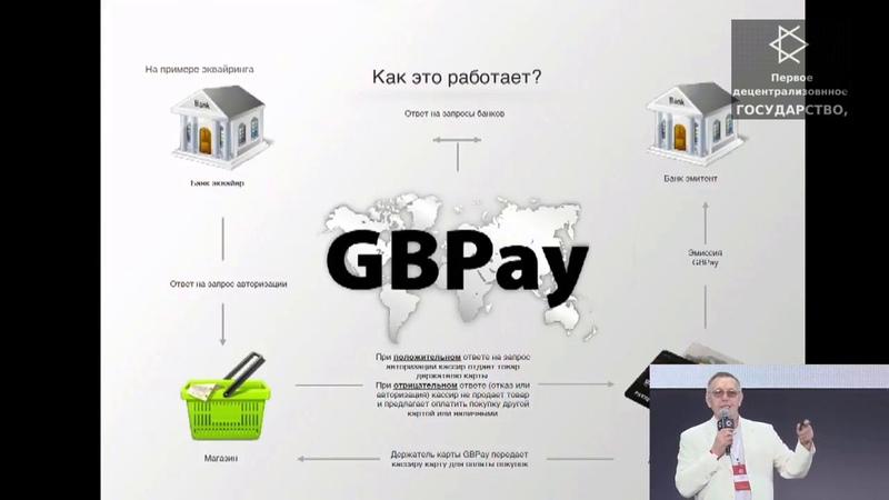 Платежная система GBPay Успейте получить акции компании в подарок