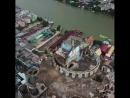 Заброшенная высотка посреди Бангкока, Таиланд