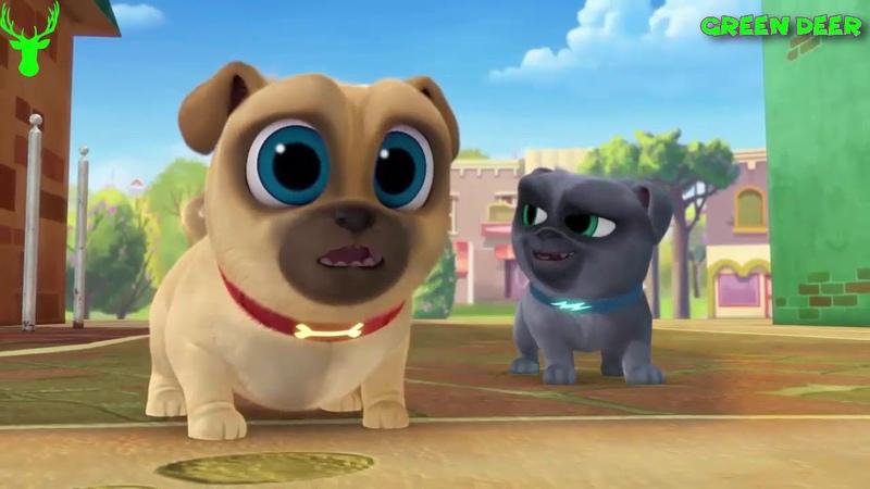 Puppy Dog Pals Hawaii Pug-Oh Episode 70 - Green Deer