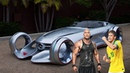 The Rock's Car Collection Vs Neymar's Car Collection 2019