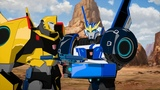 FRONDATransformers_ Robots in Disguise Combiner Force Season 3 Episode 19 Prepare на русском