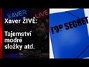 Xaver ŽIVĚ - tajemství modré složky, Nohavica vs. Hutka, oranžové ženy and comp., neziskovky atd.