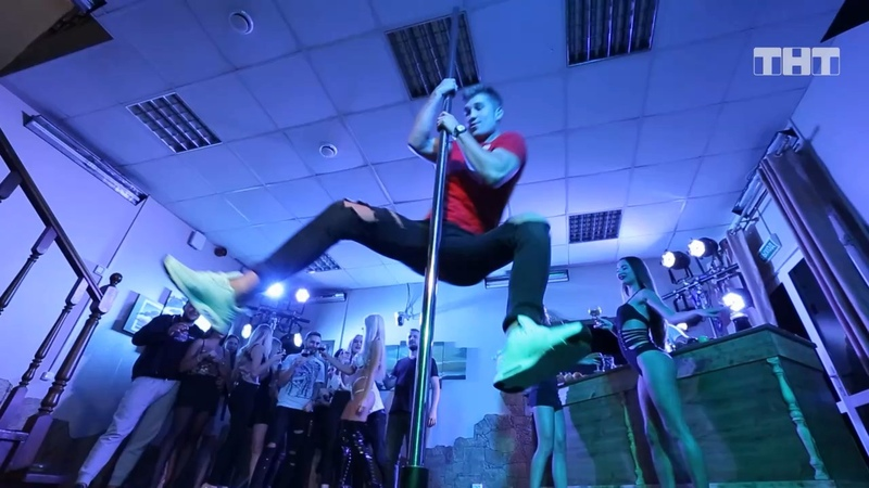 Дом-2 Гриценко показал девочкам мастер класс