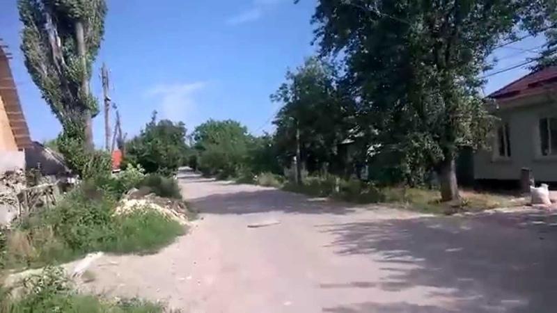 Срочно новости Луганск сегодня Стреляют по мирным жителям Минометный обстрел 14 07 2014