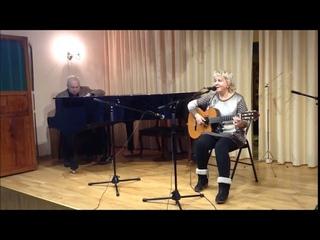 Елена Решетняк и Сергей Никитин (фортепиано) -