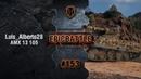 EpicBattle 153: Luis_Alberto28 / AMX 13 105 [World of Tanks]