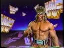 Ultimate Warrior Promo on Rick Rude/Mr. Perfect 08-12-1990