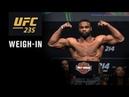 UFC 235 Weigh-in