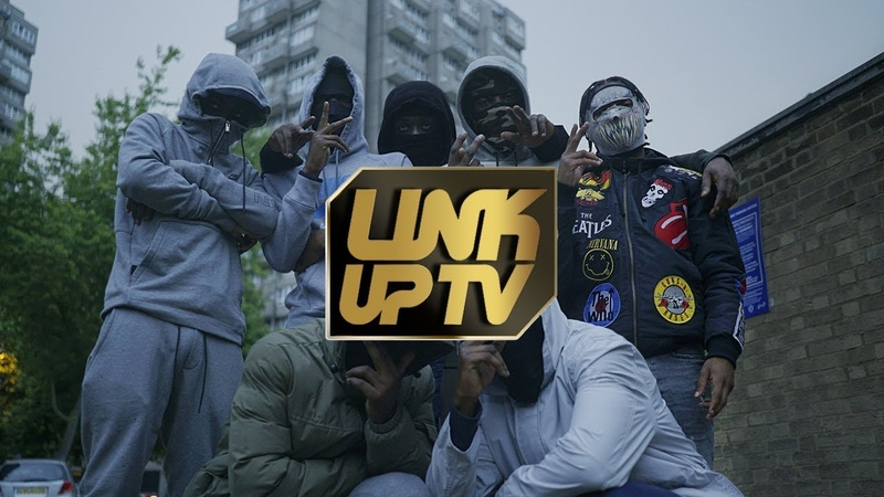 Harlem Spartans - Most Wanted Tugs (Prod By Slay Productions) [Music Video] | Link Up TV