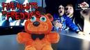 Папа Дома • Папа РОБ и Ярик: Видео обзор игры Five Nights at Freddy's! Сборник!