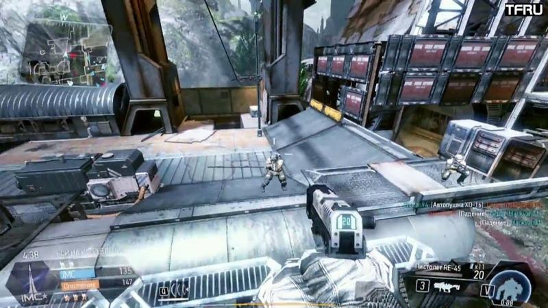 Titanfall Матч 37: Нагиб в СВЯТЫНЕ. До релиза TF2 - 9 дней