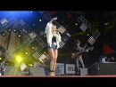 ГлюкoZa Глюкоза «Зачем» и «Танцуй, Россия!» - День Москвы в Лужниках, 6.09.2014