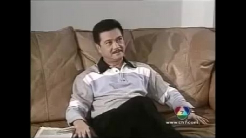 (на тайском) 8 серия Матадор (2004 год) 7 канал