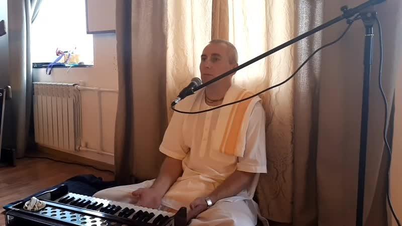 Нарада Муни прабху катха по Гуру Таттве