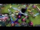 Abed WTF EPIC Invoker Show Cataclysm Refresher Perfect Combo Dota 2