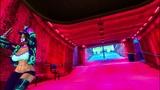 Skyrim. Dance. New studios. Akari Clothing from Melodic