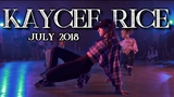 Kaycee Rice - July 2018 Dances