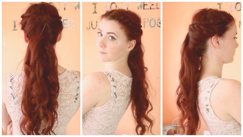 Margaery Tyrell aus Game of Thrones I Frisur Tutorial I QueenWeek