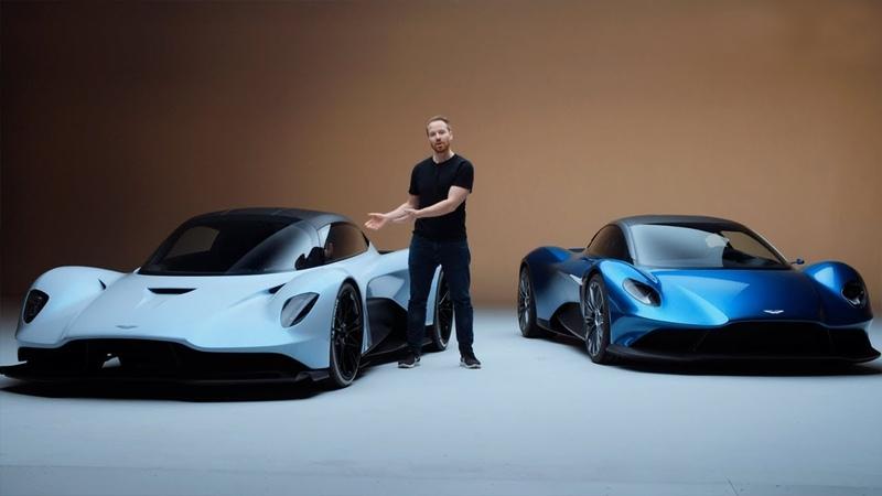 NEW Aston Martin Vanquish and AM-RB 003 – Aston's Ferrari Killers | Top Gear