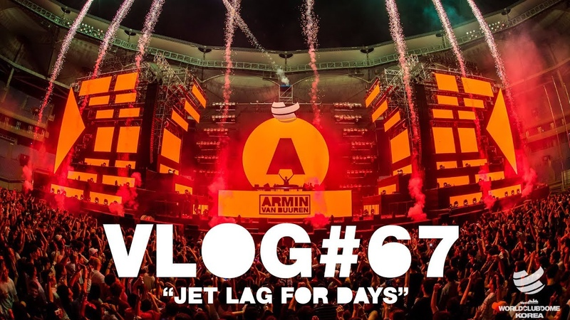 Armin VLOG 67 - Jet Lag For Days