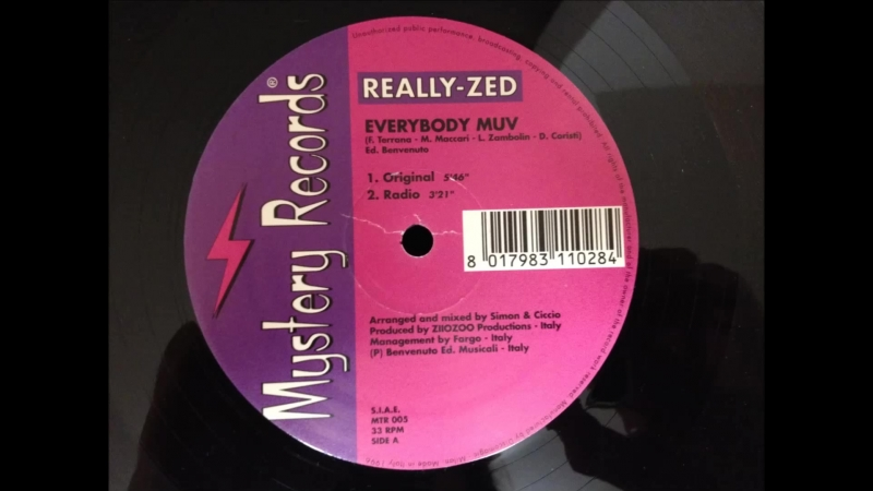 Really-Zed_-_Everybody_Muv (Original)