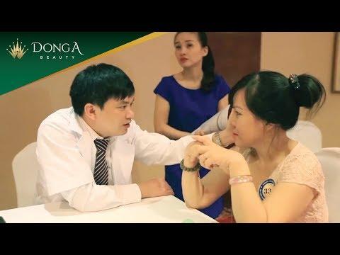 Ngày hội tư vấn điều trị nám, tàn nhang tại Đông Á
