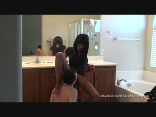 Black girls slaves