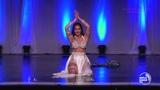 Alla Vatc MEJANCE performance in Miami Belly dance convention