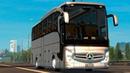 Travego Otobüs ile yolculuk Candır