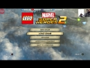 LEGO Marvel Super Heroes 2 with my son 4