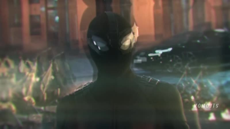Spide man far from home dont say fin3